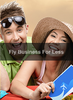 Fly Business For Less